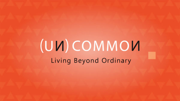 UNCOMMON FAITH Image