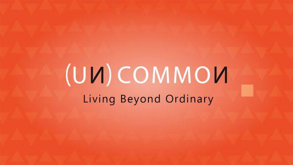UNCOMMON JOY Image