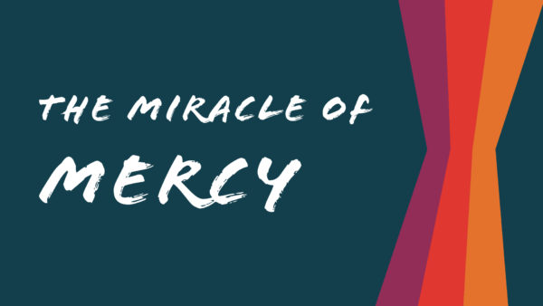 GOD'S MERCY AND OUR FAILURES Image